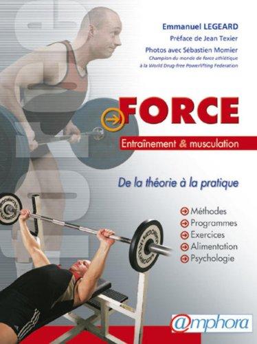 Emmanuel Legeard – Force et nutrition